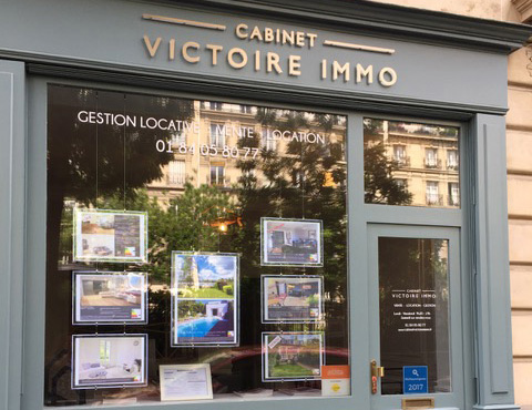 Cabinet Victoire Immo / Notre agence